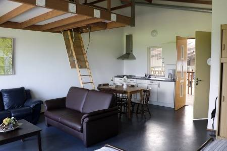 Keuken in appartement
