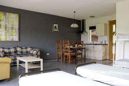 Appartement met keuken