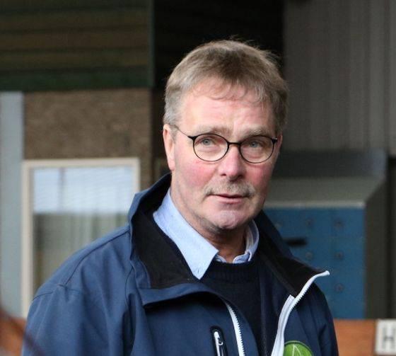 Henk Foto van Henk Brouwer hij is ondernemer en trainer